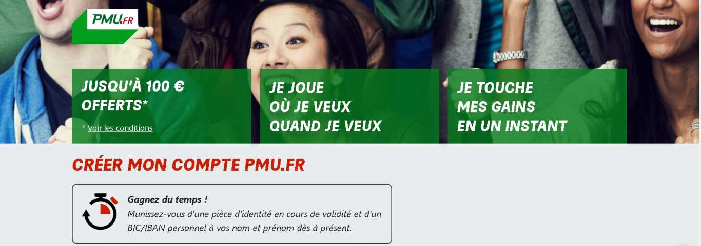 PMU offers
